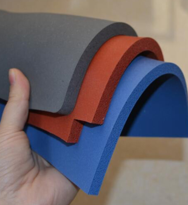Silicone Sponge Pads